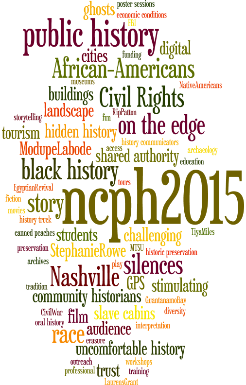 National Council on Public History 2015
